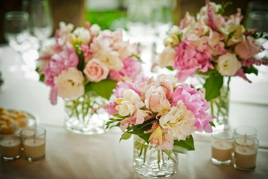 aranjamentele florale la nunta