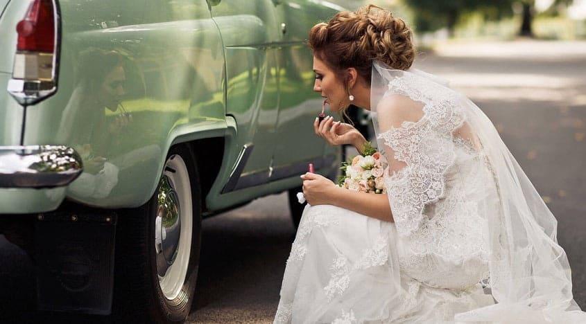 machiajul pentru nunta