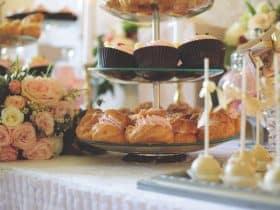 Tortul si prajiturile