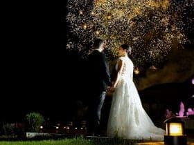 artificii-nunta